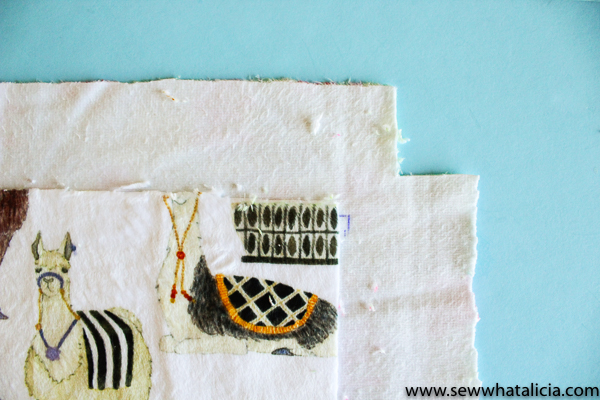 sewing with minky tutorial