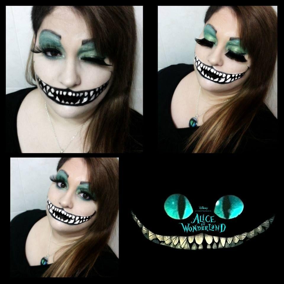 alice in wonderland halloween makeup tutorial