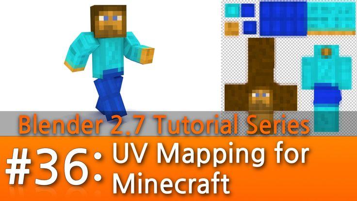 blender uv mapping tutorial