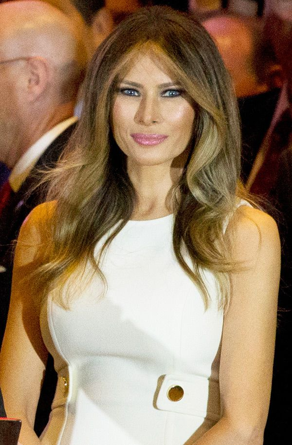 melania trump hair color tutorial