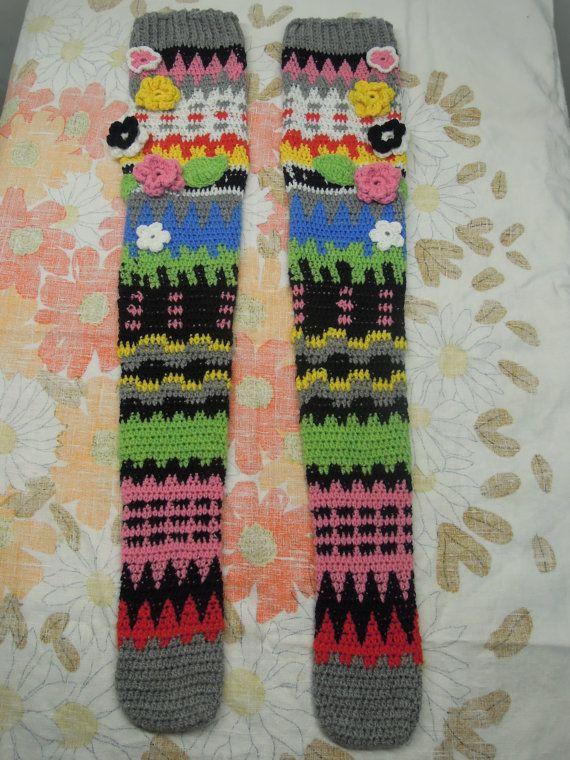 turkish bed socks tutorial
