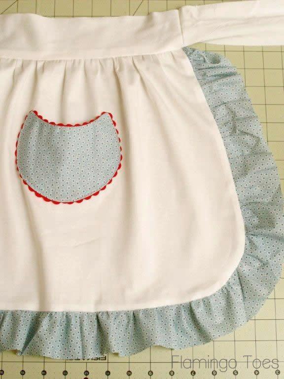 free apron pattern tutorial