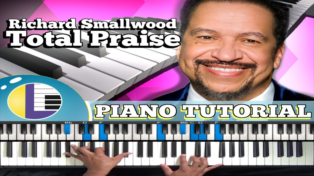 gospel piano tutorial videos