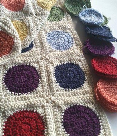 granny square baby blanket tutorial