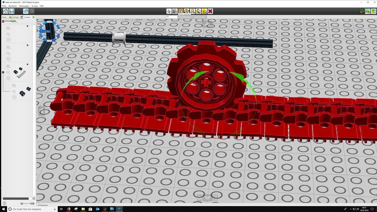 lego digital designer tutorial