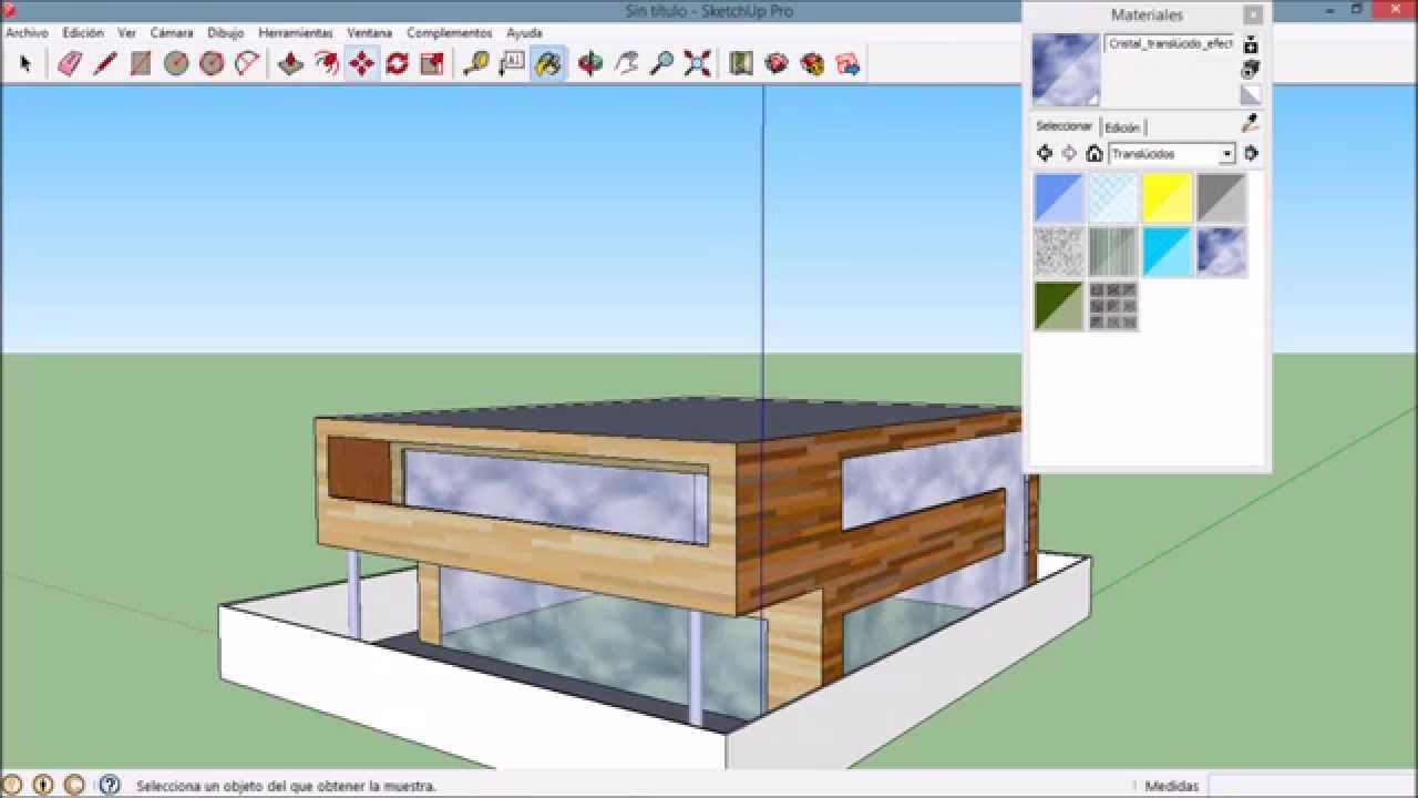 youtube com sketchup tutorial