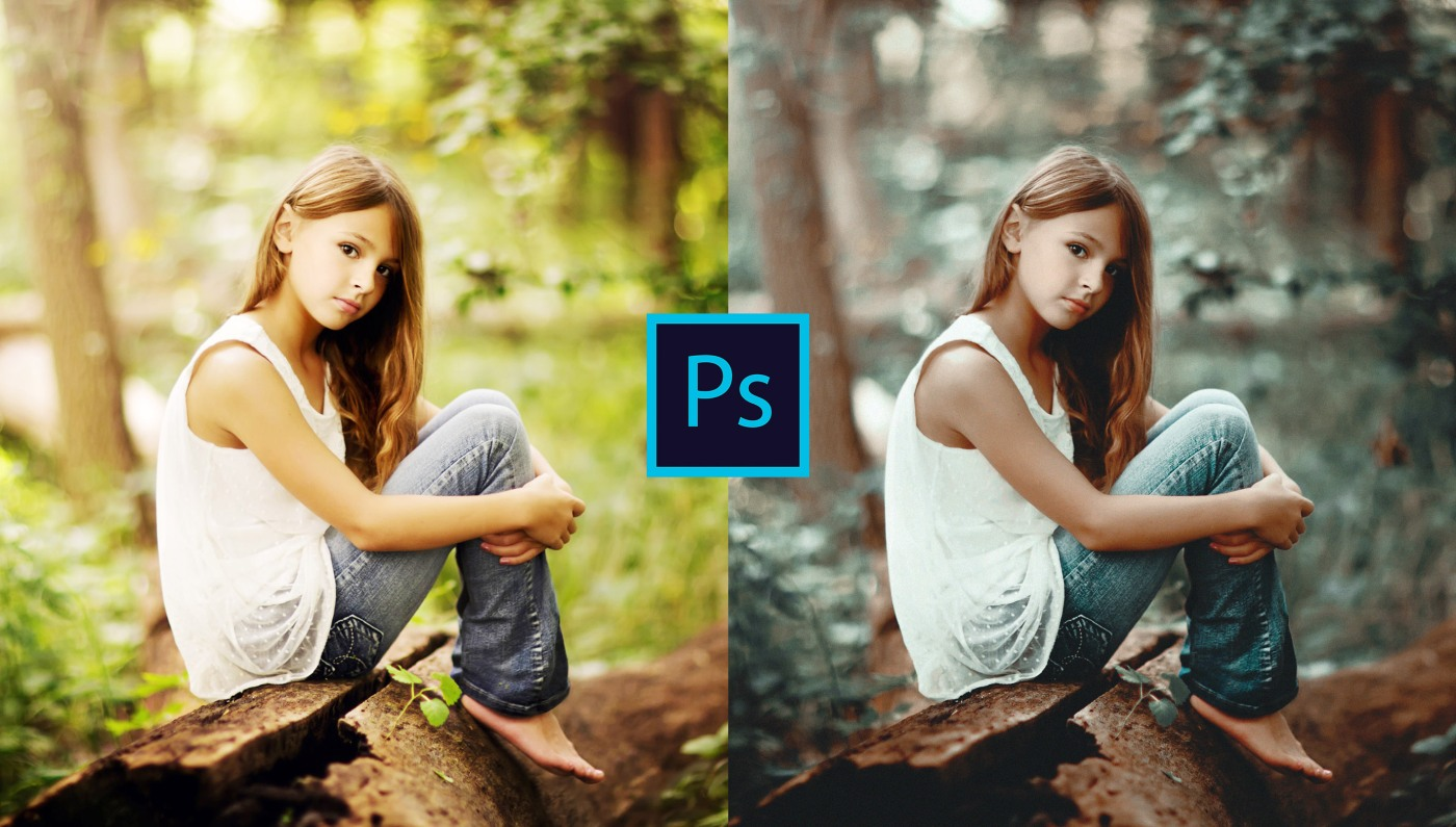 color grading tutorial photoshop