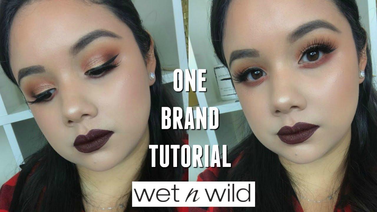 wet n wild tutorial
