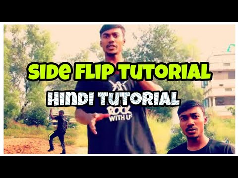 backflip tutorial in hindi