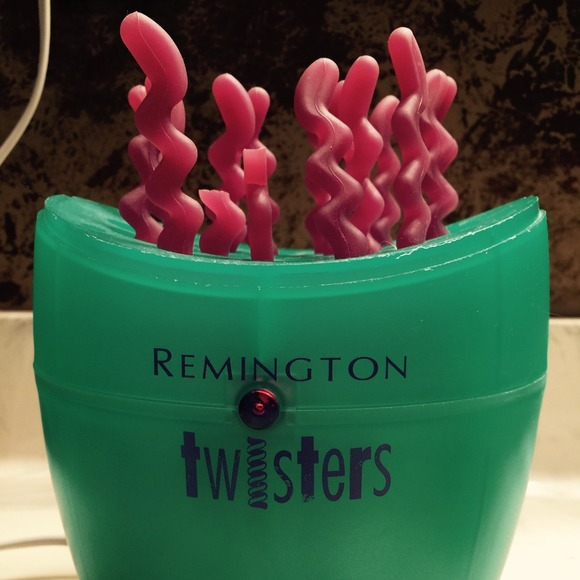 remington hot rollers tutorial
