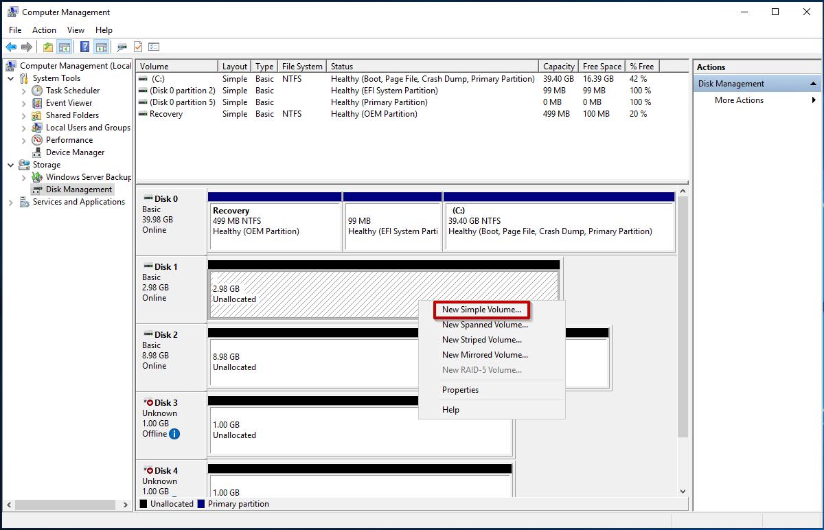 windows server management tutorial