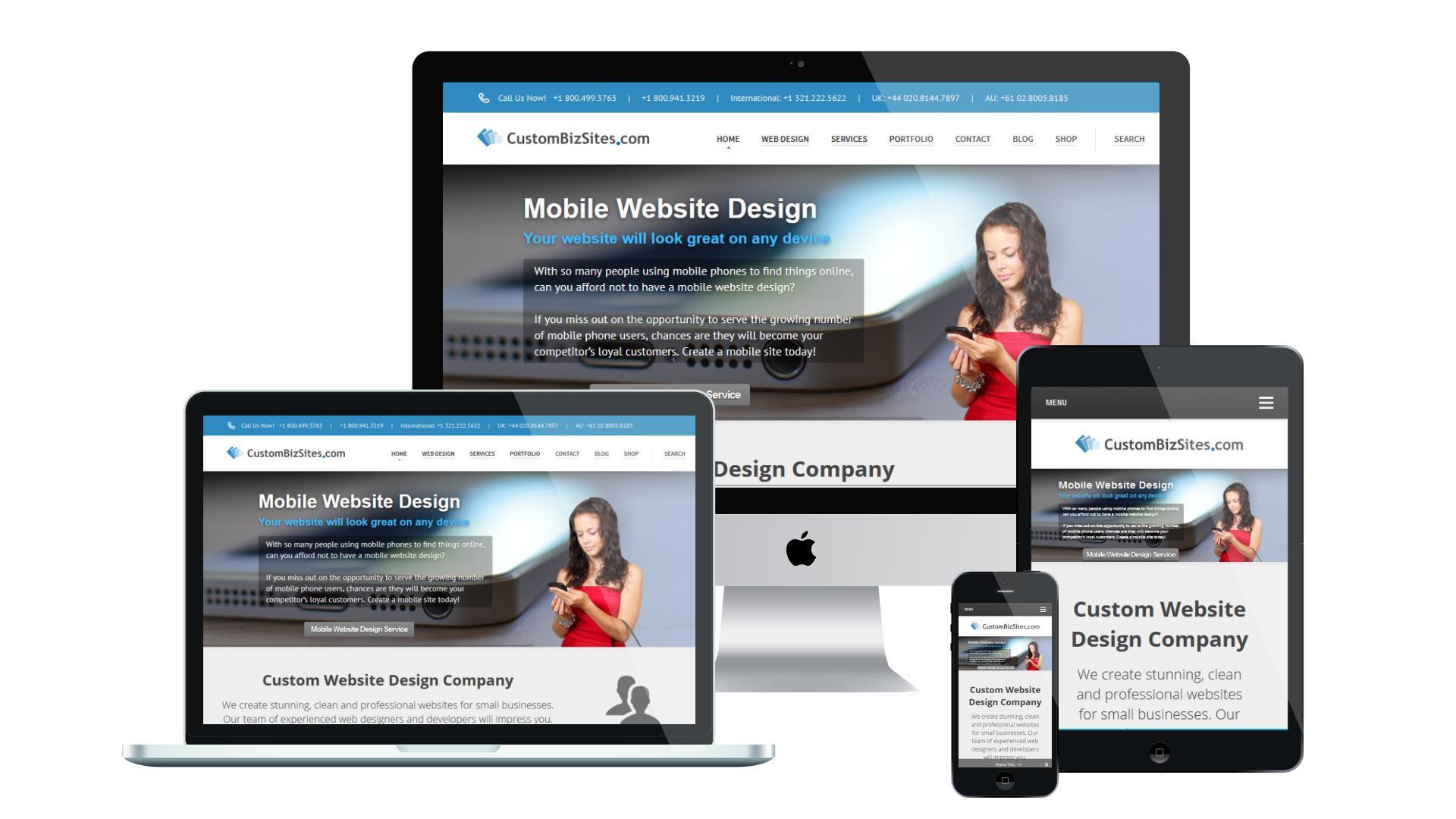 mobile responsive design tutorial