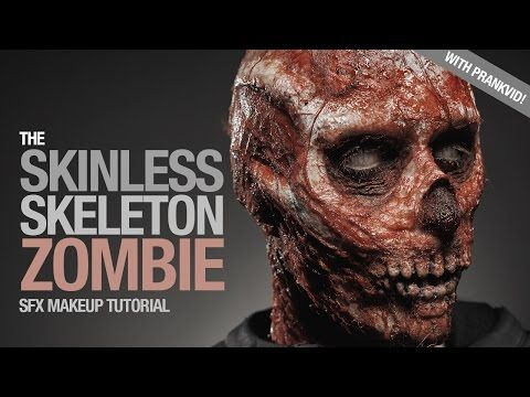 special effects makeup tutorial youtube