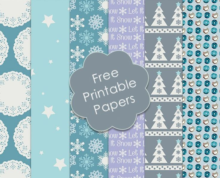 digital scrapbook paper tutorial