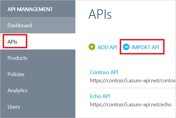 azure api management tutorial