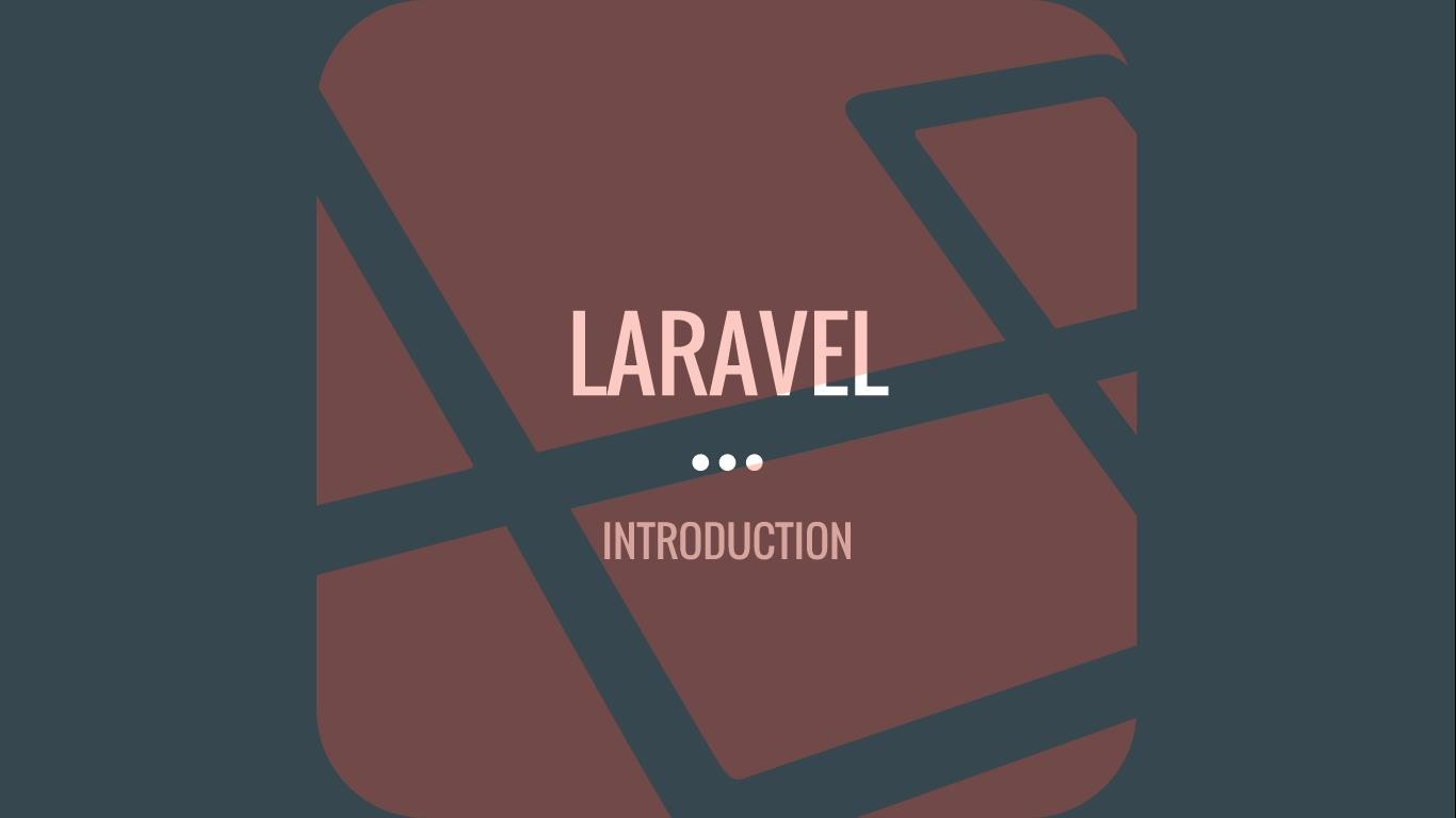 laravel from scratch tutorial