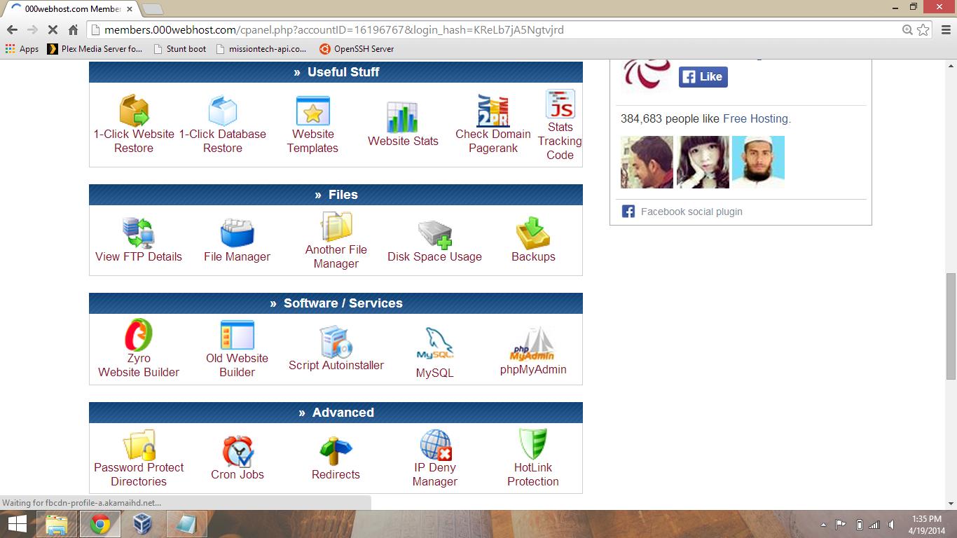 web based database tutorial