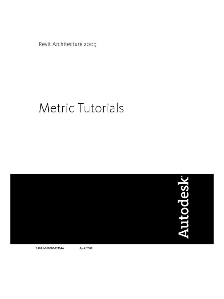 revit 2017 tutorial pdf free download