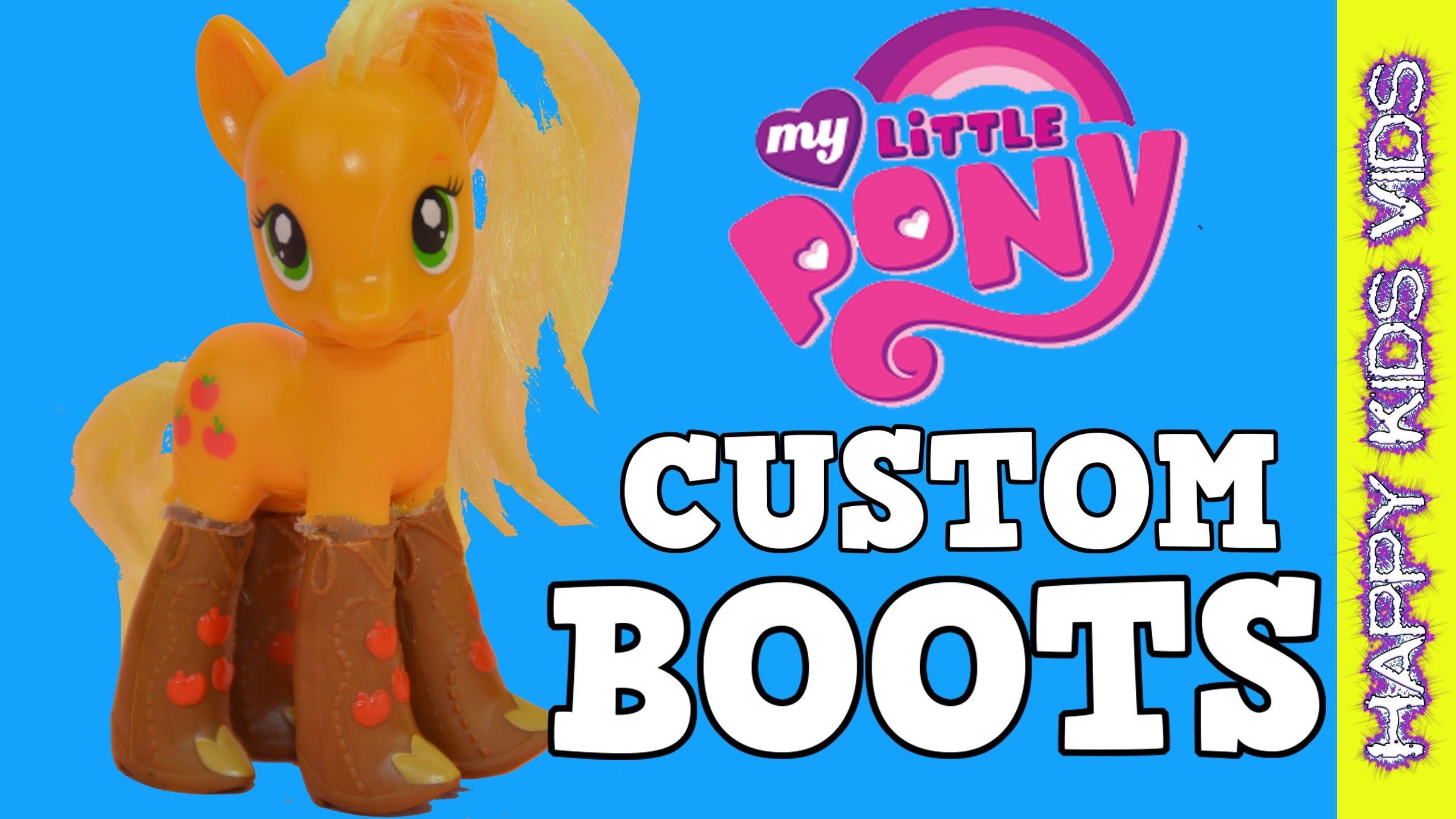 custom my little pony tutorial