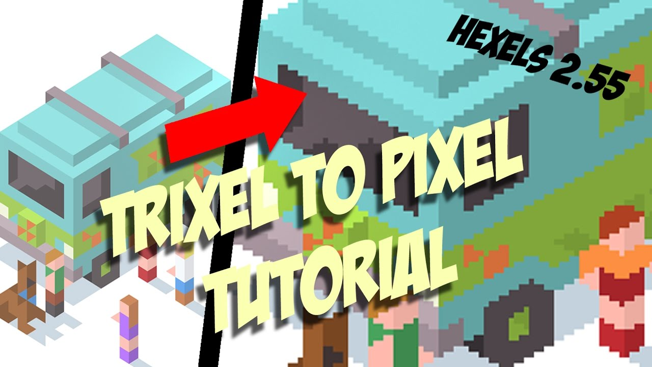 marmoset hexels 2 tutorial