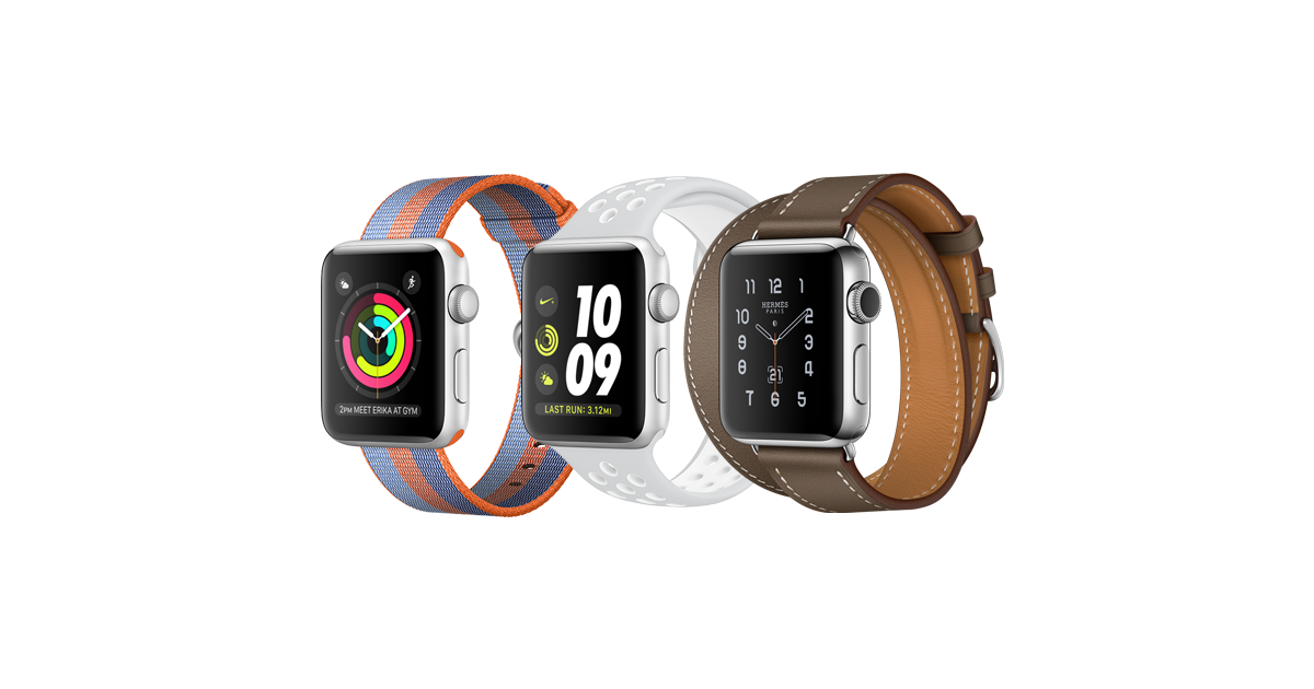 apple watch series 2 tutorial