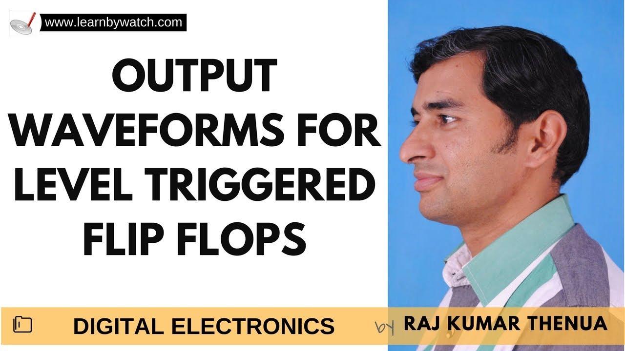 flip flops in digital electronics tutorial