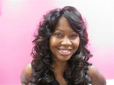 porsha williams hair tutorial