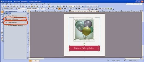 microsoft publisher 2007 tutorial