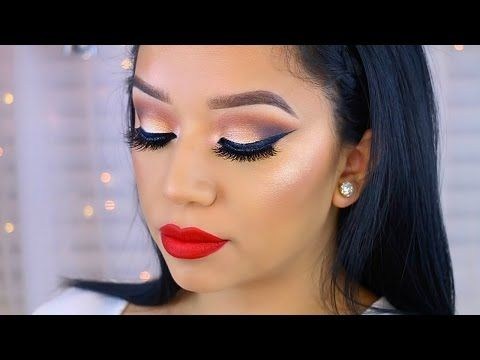 easy dramatic eye makeup tutorial