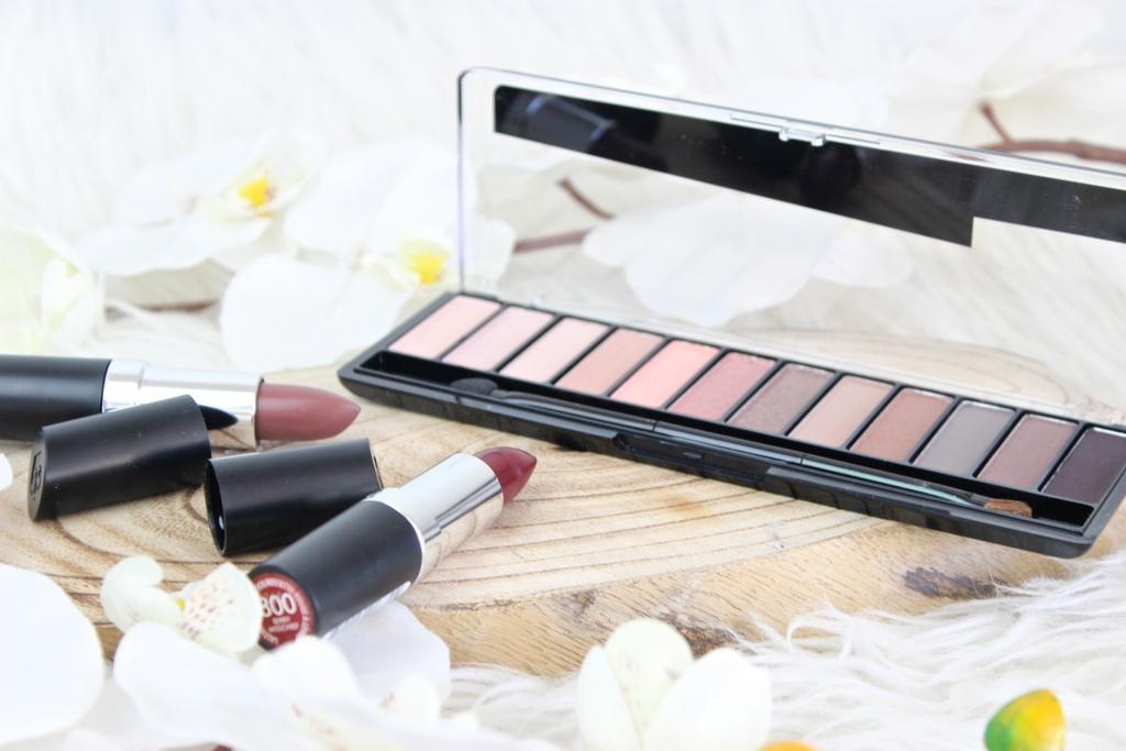 rimmel magnif eyes blush palette tutorial
