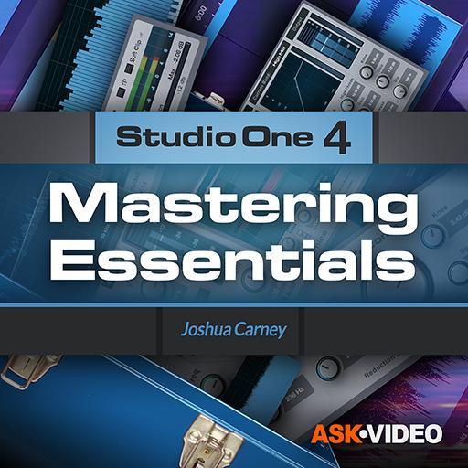 studio one mastering tutorial