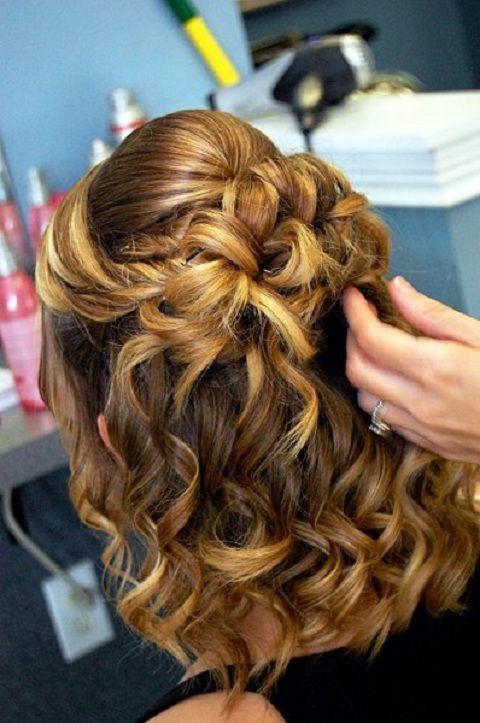 shakira curly hair tutorial