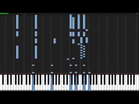 dream wedding piano tutorial