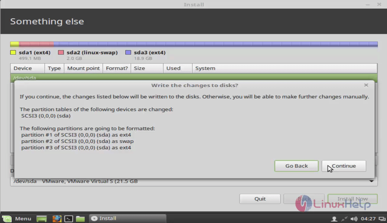 linux mint 18 tutorial