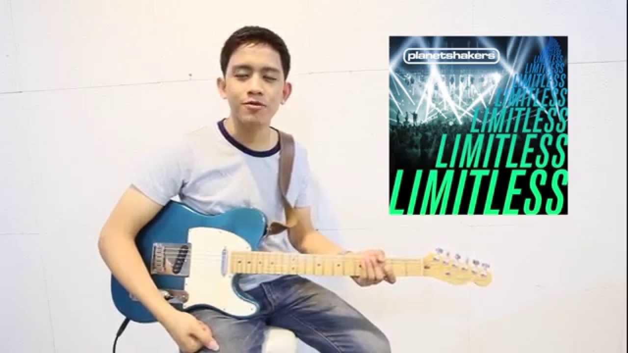 joy planetshakers guitar tutorial