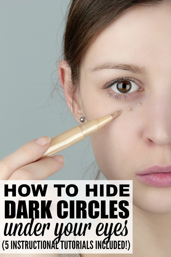 concealer tutorial dark skin