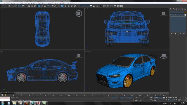 3ds max car tutorial