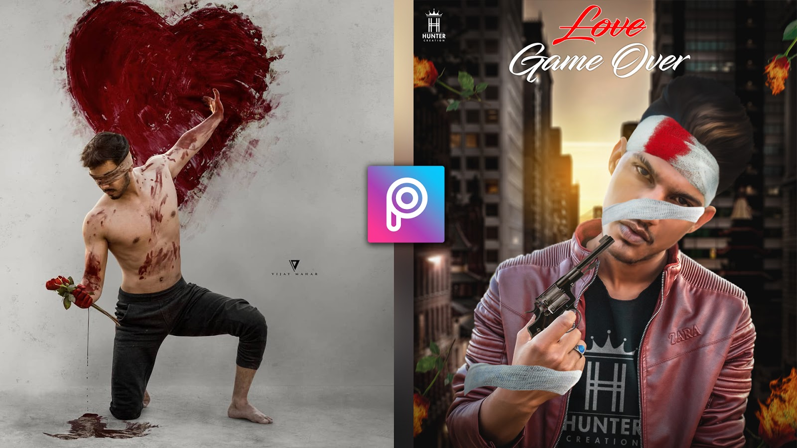 picsart photo editing tutorial