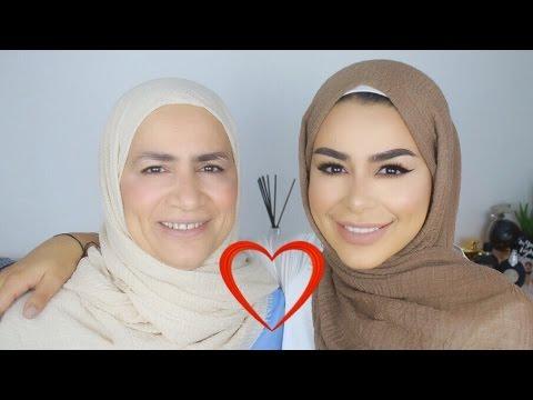 habiba da silva hijab tutorial