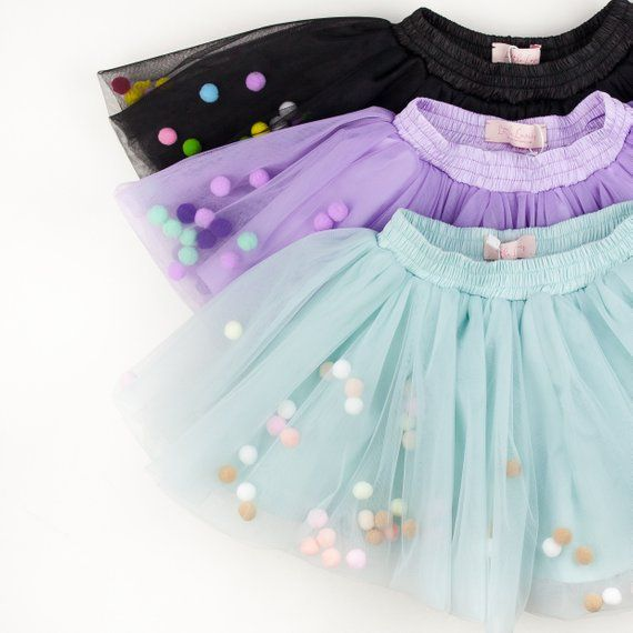toddler tulle skirt tutorial
