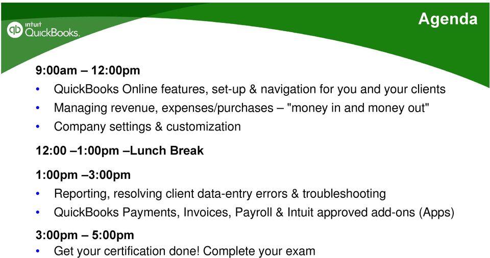 quickbooks online tutorial pdf