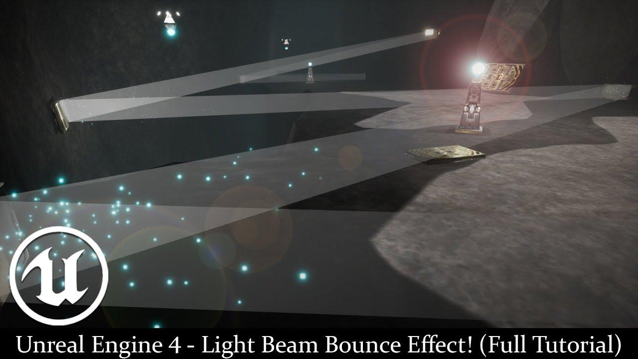 unreal engine 4 lighting tutorial