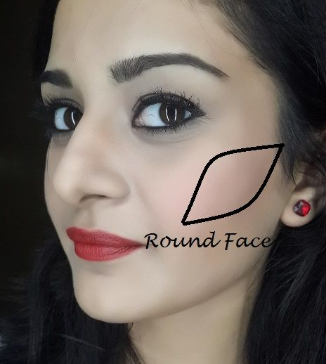 oval face makeup tutorial