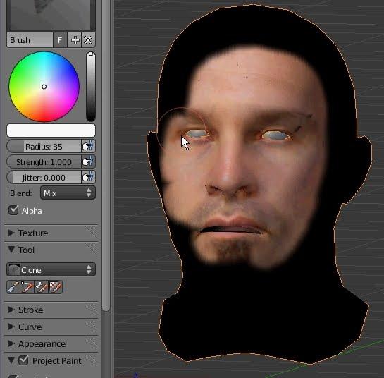 blender texture paint tutorial