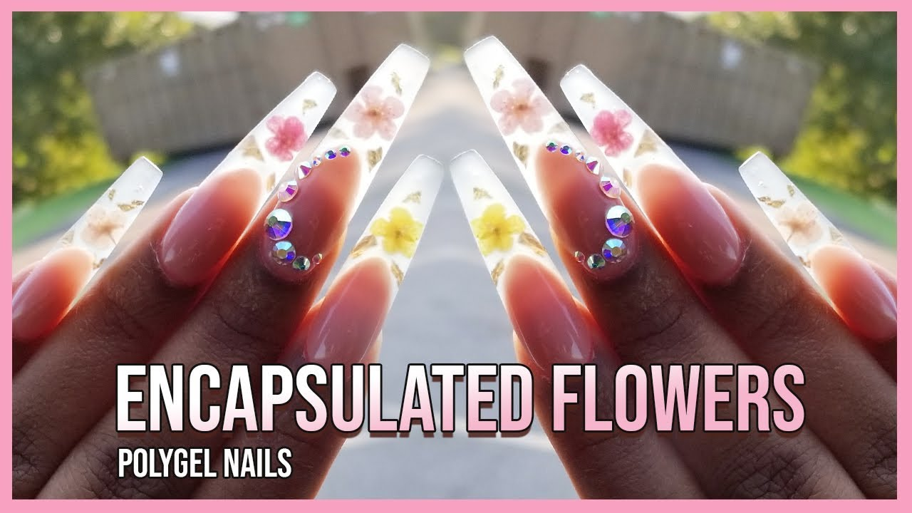 dual nail forms tutorial