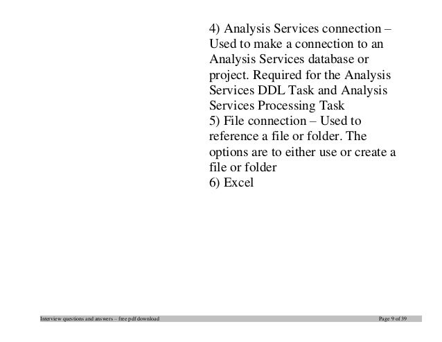 sql server analysis services tutorial pdf