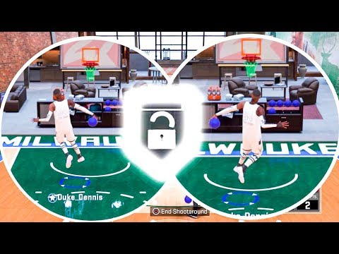 nba 2k17 dunk contest tutorial