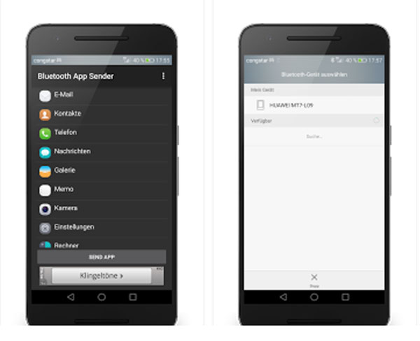 android bluetooth file transfer tutorial