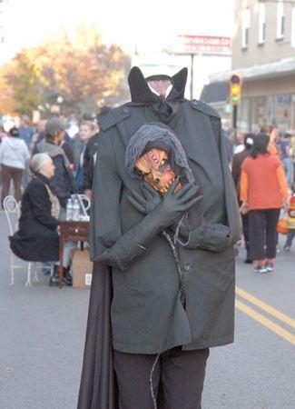 man in a box costume tutorial