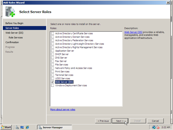 iis windows 7 tutorial